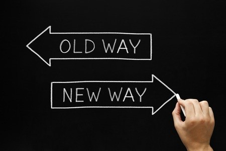 the old way new way direct access mindset