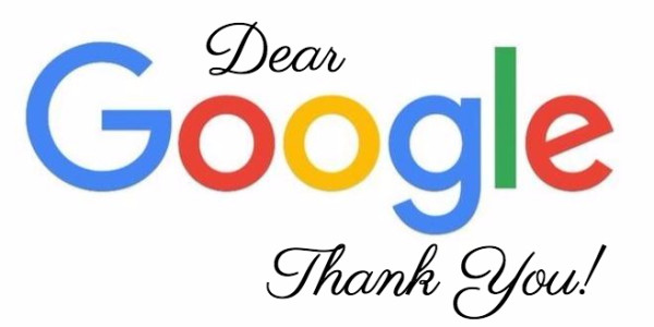 dear google thank you cash based physical therapy