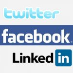 Facebook, Twitter,  & Linkedin Website Integration for Physical Therapy Cash Based Private Practices
