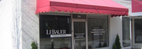 LeBauer Physical Therapy in Greensboro NC