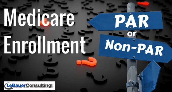 Medicare Par or non par cash based physical therapy cropped