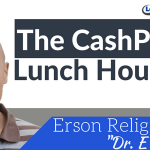 The CashPT Lunch Hour #3: Dr. E.