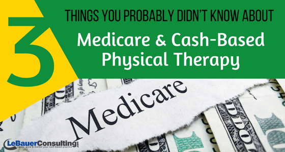 Jarod Carter ebook Medicare Cash Based Physical Therapy