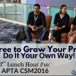 The CashPT Lunch Hour #10: CSM 2016