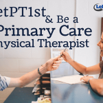 GetPT 1st & Be a Primary Care Physical Therapist
