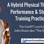 A Hybrid Physical Therapy, Performance & Strength Training Practice
