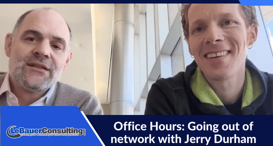 office hours jerry durham out of network