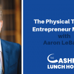 EP 042: The Physical Therapy Entrepreneur Mindset with Aaron LeBauer