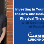 EP 044: Investing in Your Community to Grow and Scale Your Niche Physical Therapy Clinic with Kevin Schmidt of PedalPT