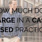 How Much Do I Charge In a Cash-Based Practice?
