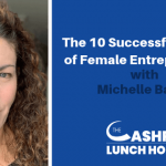 EP 072: The 10 Successful Habits of Female Entrepreneurs with Michelle Bauer