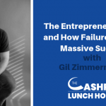 EP 075: The Entrepreneur's Edge and How Failure Leads to Massive Success with Gil Zimmermann