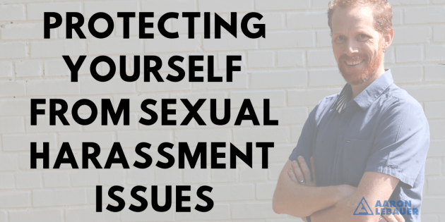 Protecting Yourself from Sexual Harassment Issues as a Solo PT