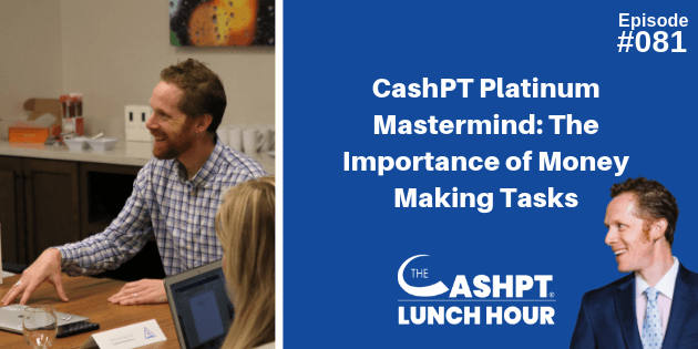 The CashPT Lunch Hour Podcast