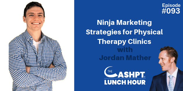 Jordan Mather on the CashPT Lunch Hour Podcast