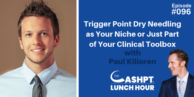 Paul Killoren on the CashPT Lunch Hour Podcast
