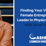 EP 113: Finding Your Voice as a Female Entrepreneur & Leader in Physical Therapy with Sarah Haran