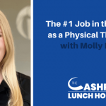 EP 116: The #1 Job in the World as a Physical Therapist with Molly King