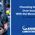 EP 128: Choosing Impact Over Income with The Movement Dr. CJ Depalma