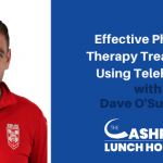 EP 126: Effective Physical Therapy Treatments Using Telehealth with Dave O'Sullivan