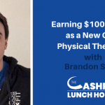 Earning $100k+/Year as a New Grad Physical Therapist with Brandon Smith