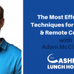 The Most Effective Physical Therapy Techniques for Telehealth & Remote Coaching with Adam McCluskey