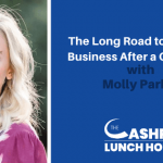 The Long Road to Building a Business After a Concussion with Molly Parker
