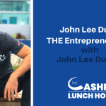 John Lee Dumas is THE Entrepreneur on Fire