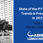 State of the PT Industry: Trends & Predictions in 2021