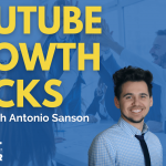 YouTube Growth Hacks with Antonio Sanson: The CashPT Lunch Hour