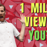 5 Easy Steps to Getting 1 Million Views on YouTube