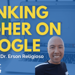 The CashPT Lunch Hour Ranking Higher on Google with Erson Religioso