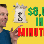 Webinars and Email: How I made $8,000 in 90 minutes