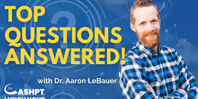 top questions answered physical therapy