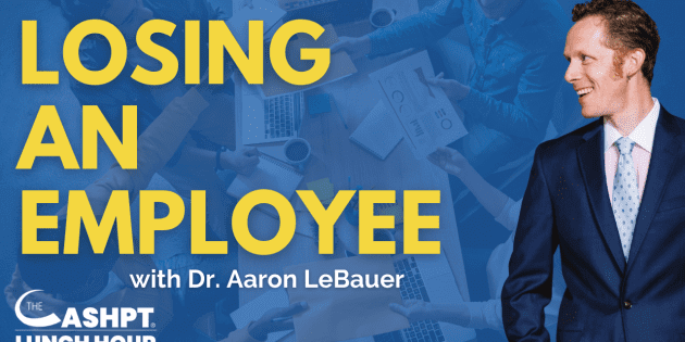 what to do when an employee quits cash PT lunch hour