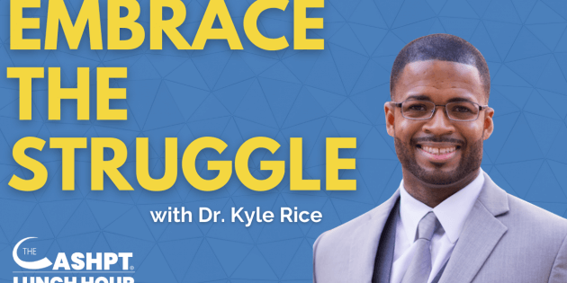 The CashPT Lunch Hour Podcast Embrace the Struggle with Kyle Rice